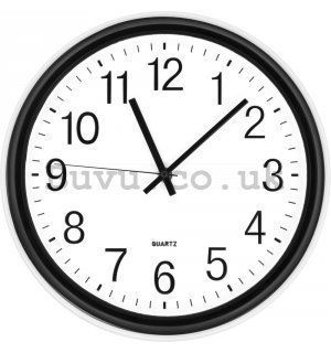 Wall clock: Traditional - 30 cm