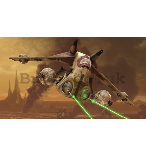 Wall Mural: Star Wars Attack of the Clones (1) - 254x368 cm