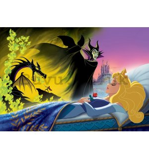 Wall Mural: Sleeping Beauty (1) - 184x254 cm