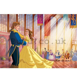 Wall Mural: Beauty and the beast (1) - 184x254 cm