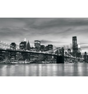 Wall Mural: Brooklyn Bridge - 184x254 cm
