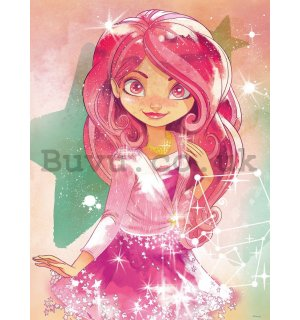 Wall Mural: Disney Star Darling (Libby) - 254x184 cm