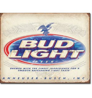 Metal sign - Bud Light (2)