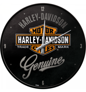 Retro wall clocks - Harley-Davidson Genuine