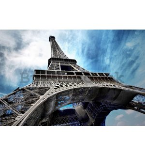 Painting on canvas: Eiffel Tower (1) - 75x100 cm