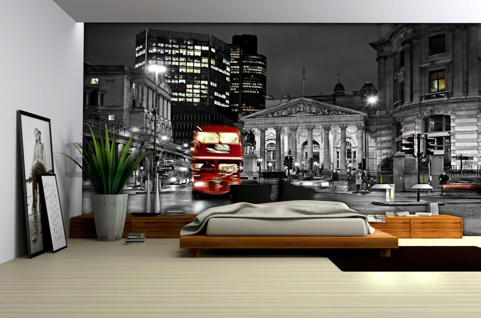 Wall Mural: London - 184x254 cm
