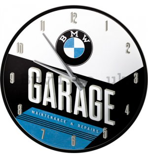 Retro wall clocks – BMW Garage