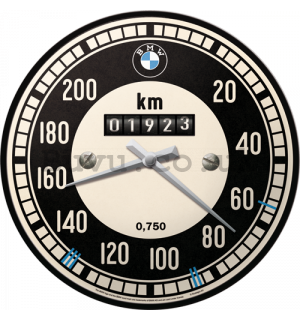 Retro wall clocks - BMW (speedometer )