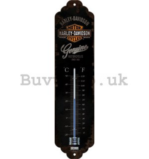Retro thermometer – Harley-Davidson Genuine