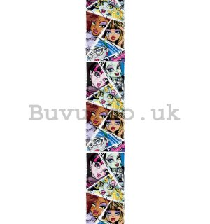 Wall Mural: Monster High (2) - 280x50 cm
