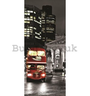 Photo Wallpaper Self-adhesive: London - 211x91 cm