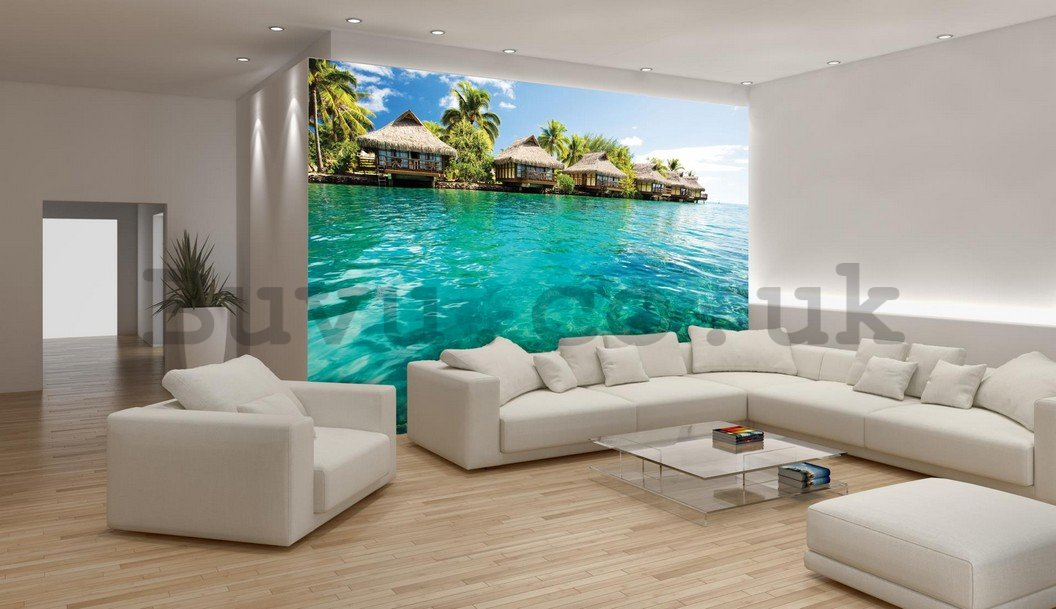 Wall Mural: Hawaii - 254x368 cm