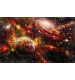 Wall Mural: Space - 184x254 cm