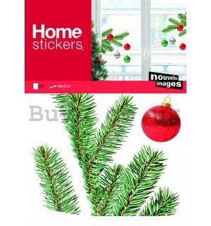 Christmas glass sticker - Tree decorations