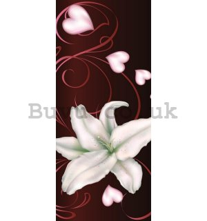 Wall Mural: Lily (1) - 211x91 cm