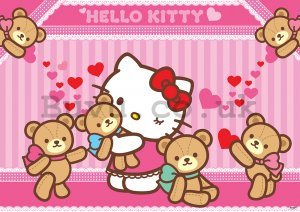 Wall Mural: Hello Kitty (2) - 254x368 cm