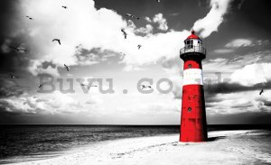 Wall mural vlies: Lighthouse (2) - 104x152,5 cm