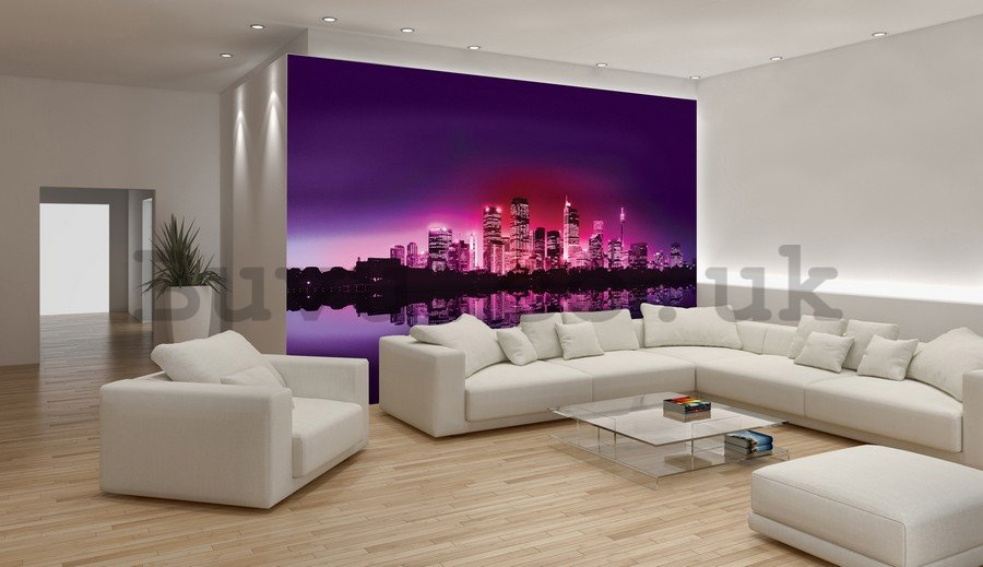 Wall mural vlies: New York (1) - 254x368 cm