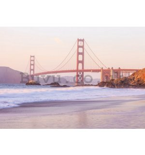 Wall Mural: Golden Gate Bridge (4) - 254x368 cm