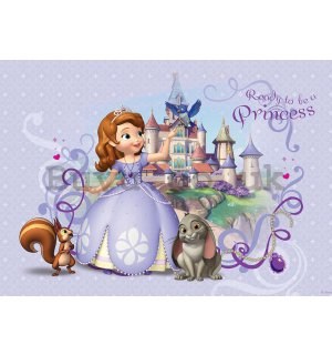 Wall Mural: Princess - 184x254 cm