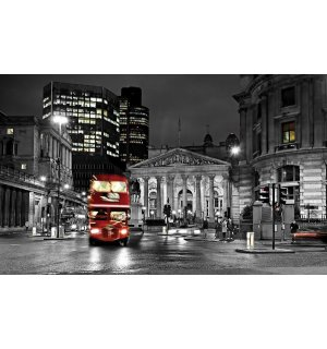 Wall mural vlies: London - 184x254 cm