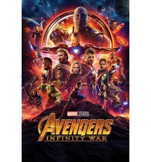 Poster - Avengers Infinity War (One Sheet)