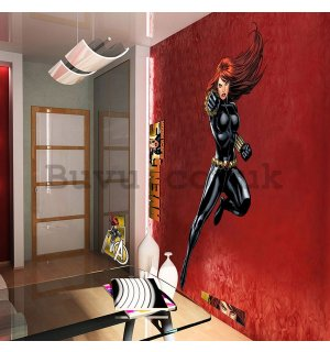 Sticker - Avengers Black Widow (1)