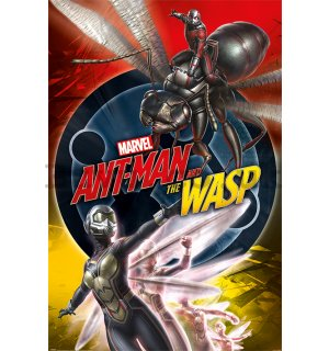 Poster - Ant-Man and the Wasp (Unite)
