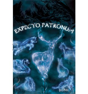 Poster - Harry Potter (Expecto Patronum)