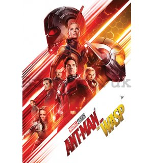 Poster - Ant-Man and The Wasp (1)