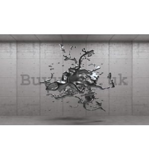 Wall mural: Abstraction splash (3) - 104x152,5 cm