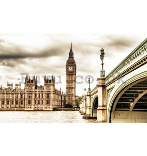 Wall mural: Westminster (1) - 104x152,5 cm