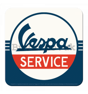 Set of coasters 2 - Vespa Service