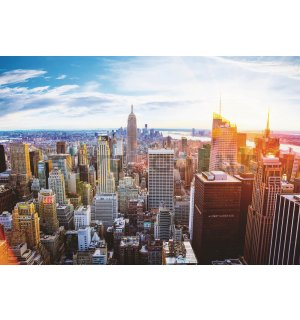 Wall mural: Manhattan (4) - 184x254 cm