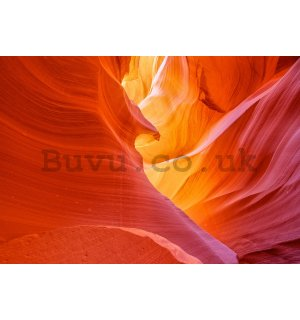 Wall mural: Antelope Canyon (1) - 254x368 cm