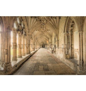 Wall mural vlies: Gothic architecture (1) - 104x152,5 cm