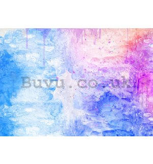 Wall mural: Colorful (2) - 254x368 cm