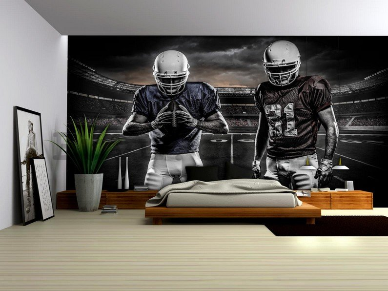 Wall Mural: Rugby - 254x368 cm
