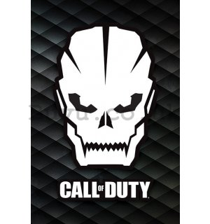 Poster - Call Of Duty (Skull)