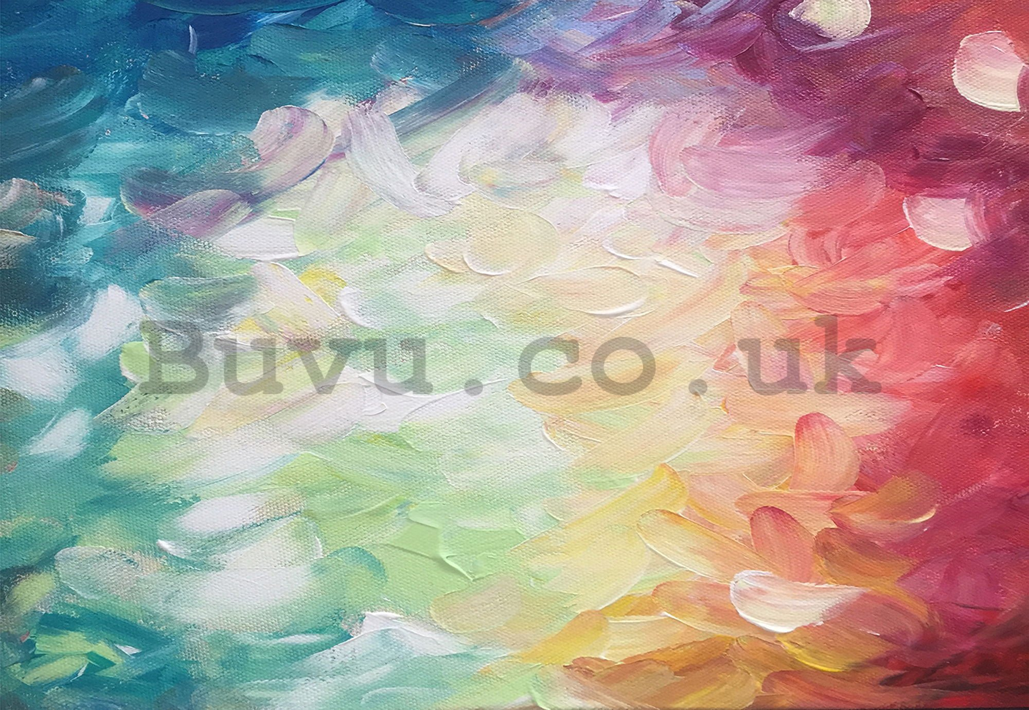 Wall mural: Colorful (1) - 254x368 cm
