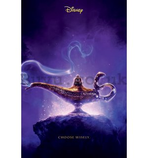 Poster - Aladdin (Choose Wisely)