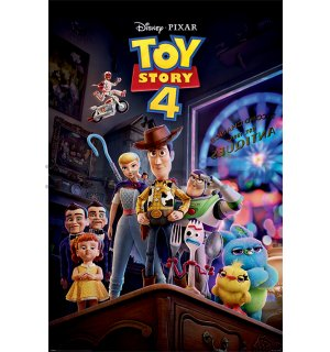 Poster - Toy Story 4 (Antique Shop)