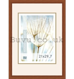 Photo frame, 1 photo, 21x29,7 cm (light brown)