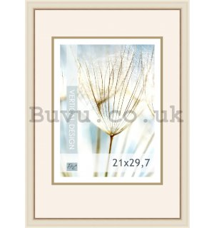 Photo frame, 1 photo, 21x29,7 cm (natural)