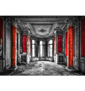 Wall mural: Castle room - 184x254 cm