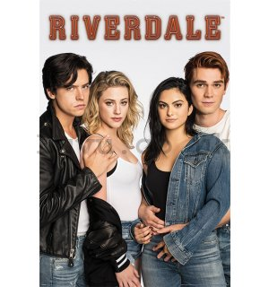 Poster - Riverdale (Bughead And Varchie)