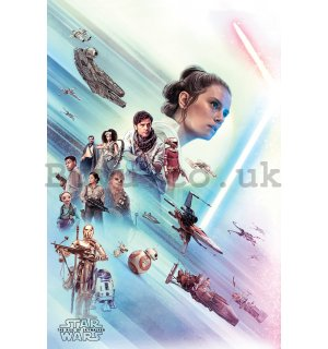 Poster - Star Wars: Rise Of Skywalker (Ray)