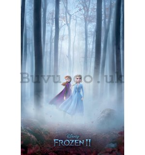Poster - Frozen 2 (Woods)