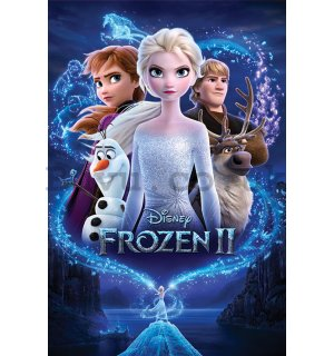 Poster - Frozen 2 (Magic)