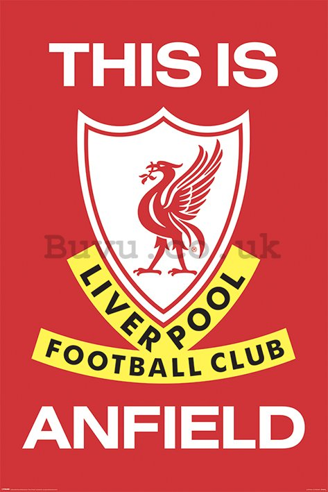 Poster - Liverpool Fc (This Is Anfield)